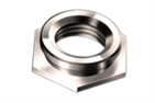 Self-clinching flush nut